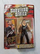 WWF WWE 1999 Jakks Pacific Wrestling Figure Survivor Series sig 6 Vince McMahon