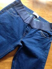 "Maternity Skinny Jeans, Over Bump, Size 12, New Look 32""leg NEW"