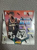 2019-2020 Panini Mosaic Prizms Mega Box Reactive Blue NBA BRAND NEW ✅SHIPS ASAP✅