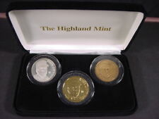 TONY GWYNN 3000 HITS Highland Mint (3) Coin Proof Set #40 Only 300 Sets Produced