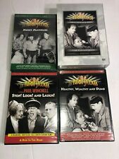The Three Stooges Trilogy - Merry Mavericks Pack DVD 3 Disc Set NEW Curly Moe