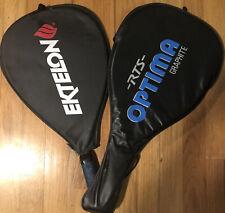 Ektelon Racquetball Racquet And -RTS- Optimum Graphite Racquet