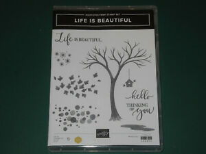 Stampin Up ~ Life is Beautiful ~ Stempelset ~ NEU!