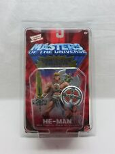 MOTU,200X HE-MAN,Comic Con Exclusive,#486,Masters of the Universe,MOC,Sealed