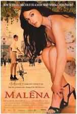 MALENA & SHOOT EM UP MOVIE POSTER Both Original 27x40 MONICA BELLUCCI is HOT!!!