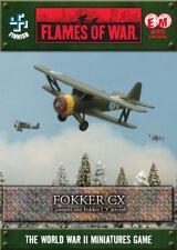 Battlefront Miniatures: Fokker CX (1:144)