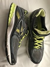 Brooks Ravenna 5 Prime Grey/Night Light/Black Men's Size 12 Running Shoes