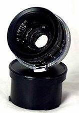 Jupiter R-12 35mm Used ContaxIII Kiev 3 - 4 Nikon S