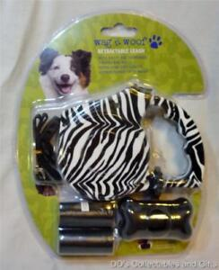 Diva Dog Walking Kit From Wag n Woof, 15' Retractable Leash, Supports to 99 lbs
