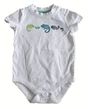 Gymboree Baby Boy's Gecko Lizard One Piece Body Suit NEW Tags 3-6 Months