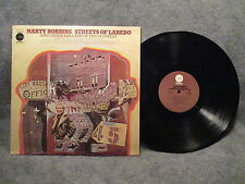 33 RPM LP Record Marty Robbins Streets Of Laredo 1973 Columbia Limited LE 10576