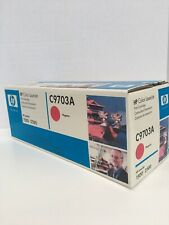 HP Color LaserJet Print Cartridge (Magenta) C9703A (NEW) For 1500 & 2500