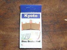 """Freno De Disco almohadillas """"Kyoto"""" el acoplamiento = Ebc Fa172 Xt600e / Xtz660 Ténéré"""