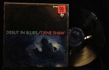 Gene Shaw-Debut In Blues-Argo 726-STEREO SHRINK