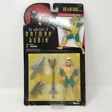1995 Kenner Adventures of Batman Robin Figure MOC - RAS AL GHUL