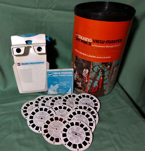 Talking Viewmaster Giftpack 2 with 12 Reels