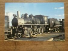 Illinois Railway Museum Postcard 1