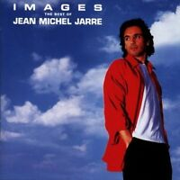 Jean Michel Jarre Images-The best of (1997, remastered) [CD]