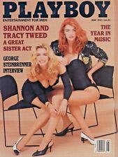 Playboy Magazine May 1991