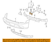 GM OEM Rear Suspension-Bracket Bolt 11518298