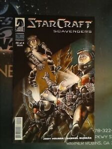 StarCraft Scavengers #2 Dark Horse VF/NM 9.0 (CB4776)