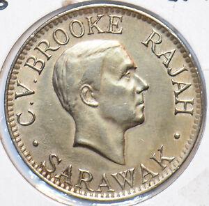 Sarawak 1920 10 Cents 490865 combine shipping