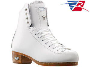 New Riedell Skating Boots 875 Silver Star Double Triple Jumps  Stifness 90