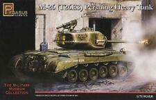 PEGASUS7505 M-26 ( T-26E3 ) PERSHING HVY TANK, 1:72 BRAND NEW