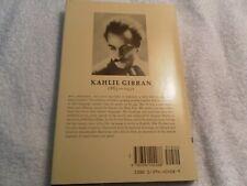 The Prophet by Kahlil Gibran 2007 Borzoi Edition Hardcover