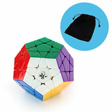 Toy In Pazzle cube Traditional Megaminx Dayan US Shape I & Magic Gift Bag