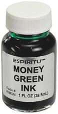 Money Green Ink 1 oz  ~Ritual/Spellwriting