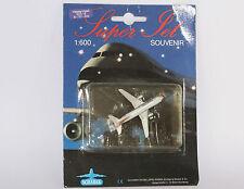 Schabak Boeing 737-5k5 Hapag Lloyd en 1:600 in a JUMBO 747 Paquete PLASTIFICADO