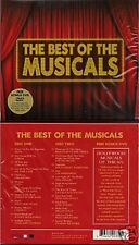2 CD + DVD Musicals of the 60`s `The best of Musical` New/New/OVP