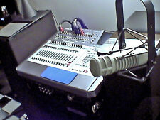 Roland VS-2480cd Multitrack workstation with CD & 4 Effect Cards installed.