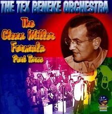 The Glenn Miller Formula, Vol. 3 by Tex Beneke & His Orchestra (CD, Feb-2012, Sounds of Yesteryear)