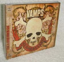 VAMPS Sex Blood Rock n' Roll Taiwan Ltd CD+DVD (digipak) L'Arc~en~Ciel Hyde