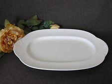 V&B   ARCO WEISS   ovale Platte 34 cm   VILLEROY&BOCH