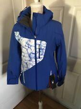 NWT Women's Spyder Pandora Jacket Bling Size US 10 EU 12