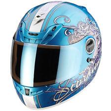 Scorpion EXO-400 Helm, Ann Sky Gr.L