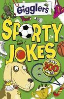 Sporty Jokes by Reynolds, Toby (Paperback book, 2016)