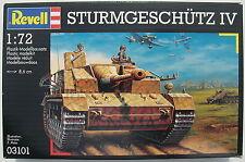 Revell 03101 - Sturmgeschütz IV - 1:72 - Panzer Modellbausatz - Tank Model Kit