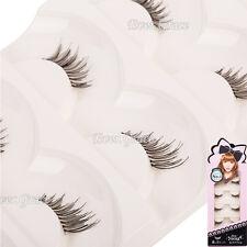 5 Pairs Makeup Half Eyelashes Mini Conner Lashes False Accent Lengthen Eye Lash