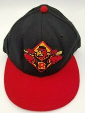 FLEXFIT Rochester Redwings Baseball Caps NEW