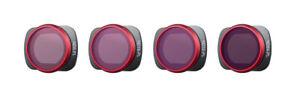 PGYTEHC 4 ND-PL Lens Filters Set For DJI OSMO Pocket 2 Gimbal Portable Camera AU