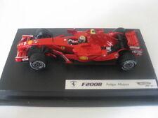 Hot Wheels Racing / Mattel Ferrari F2008 Felipe Massa 1:43 M0556  Neu in OVP