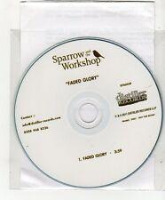 (FF585) Sparrow & The Workshop, Faded Glory - 2011 DJ CD