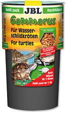 JBL Gammarus 80g  Refill pack Treats for turtles from 10 to 50 cm
