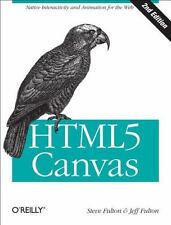 HTML5 Canvas (Paperback or Softback)