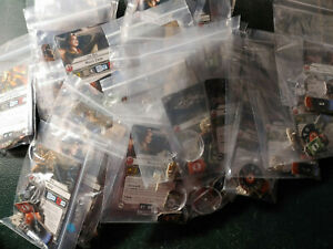 Star Wars Armada Game - Unused REBEL Squadrons HUGE LOT Over 50 Squadrons