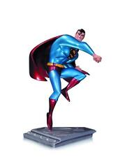 SUPERMAN MAN OF STEEL STATUE ANIMATED SERIES DC COMICS DIRECT COLLECTIBLES